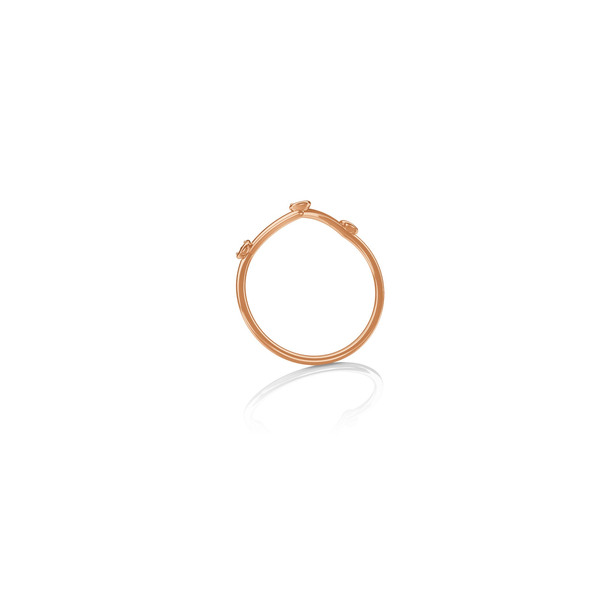 Bellatrix Constellation Midi Ring