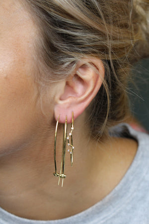 Deco Fandangle Earrings