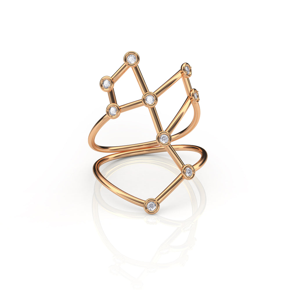 Monoceros/Unicorn Constellation Ring