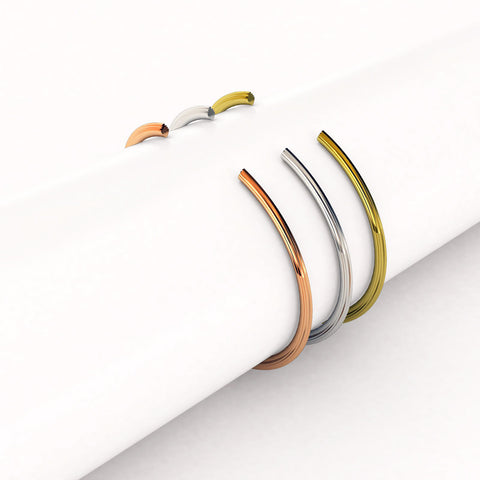 Skinny Rock Bangle