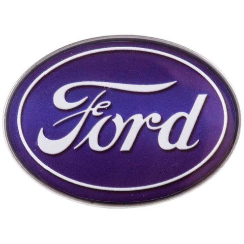 Ford Oval Acrylic-Top Knob