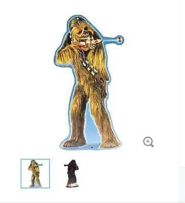 Chewbacca Embossed Die-Cut Tin Sign