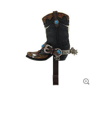 Cowboy Boot Single Hook