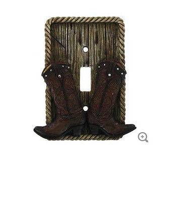 Boots Single Switch Plate Cover