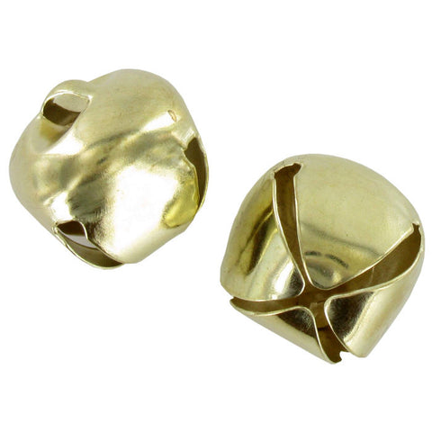 25mm Gold Jingle Bells Super Value Pack