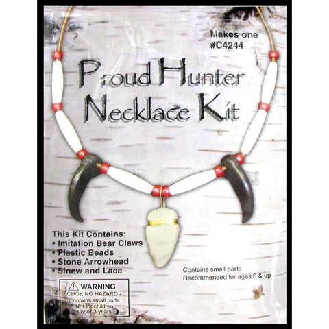 Proud Hunter Necklace