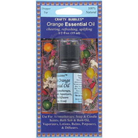 0.5-Ounce Sweet Orange Essential Oil