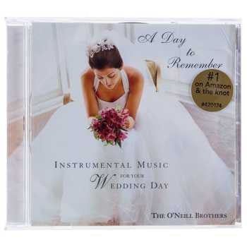 A Day To Remember Wedding Music CD
