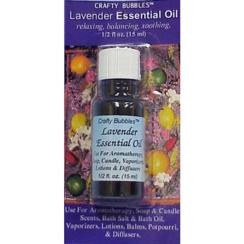 0.5-Ounce Lavender Essential Oil