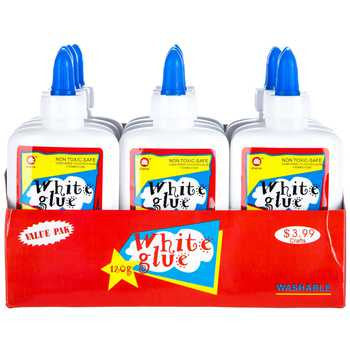 12-Pack White Glue