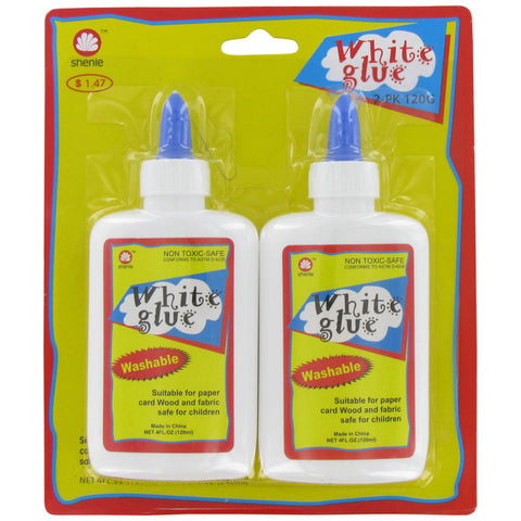 2-Pack White Glue