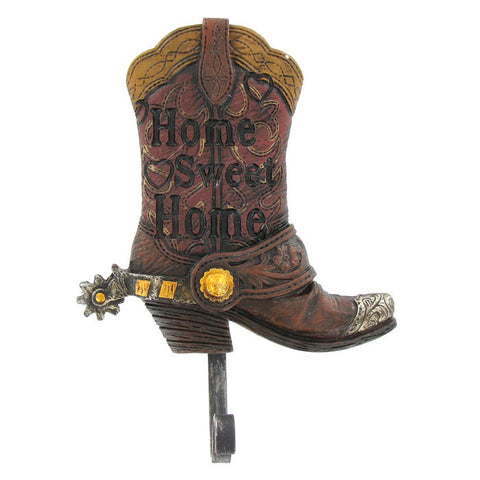 Home Sweet Home Boot Hook