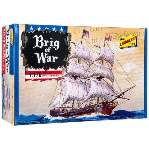 Brig of War Model Ship Kit