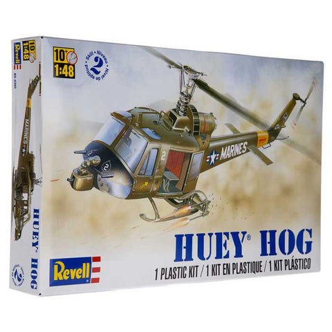Huey Hog Model Kit