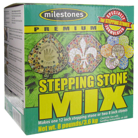 8-Pound Stepping Stone Mix