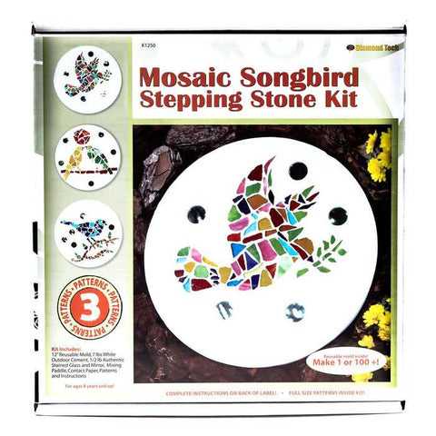 Song Birds Stepping Stone Kit