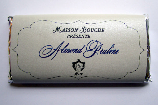 Almond Praline Bar