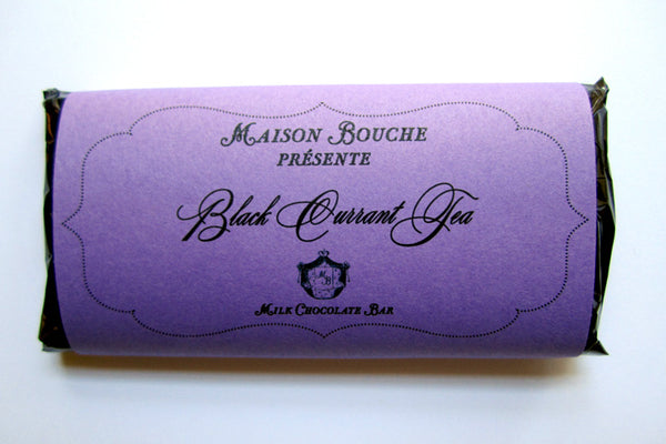 Black Currant Tea Bar