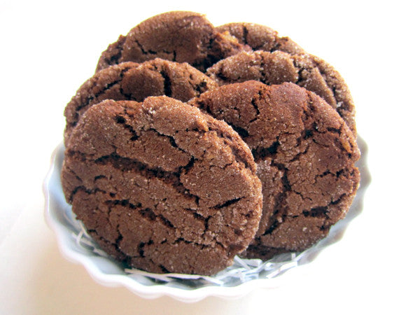 Gingersnaps Cookies - Regular or Gluten Free Flour