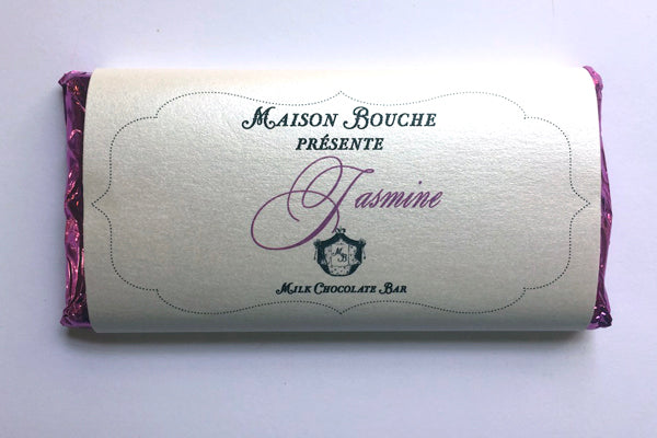 Jasmine Chocolate Bar