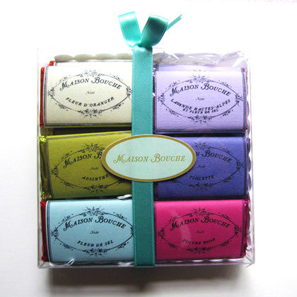 Les Petits Dark Chocolate Set