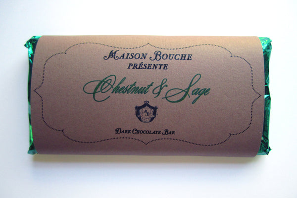Chestnut and Sage Bar