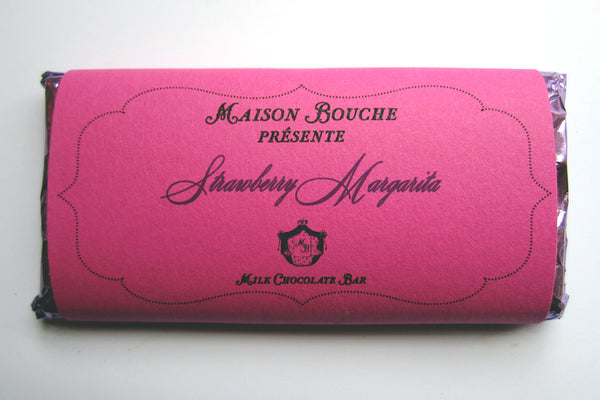 Strawberry Margarita Signature Bar