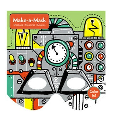 Make a Mask - Robots