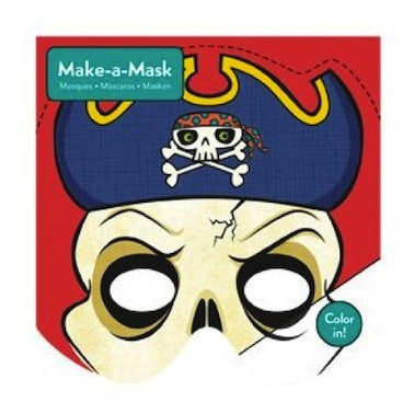 Make a Mask - Pirates