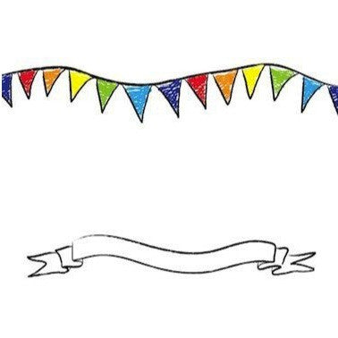 Placemats - Bunting & Banner