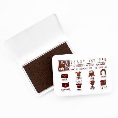 Ink Pad - Brown