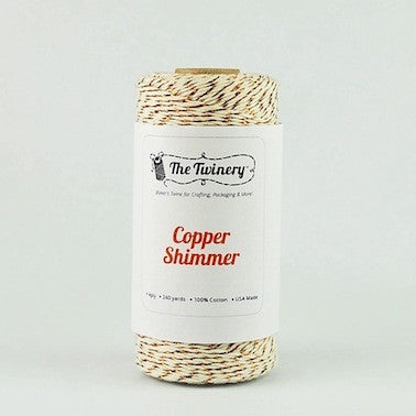 Twine - Copper Shimmer