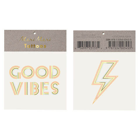 Good Vibes Tattoos