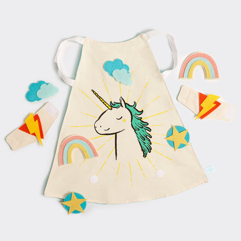 Unicorn Dress-up Cape Kit