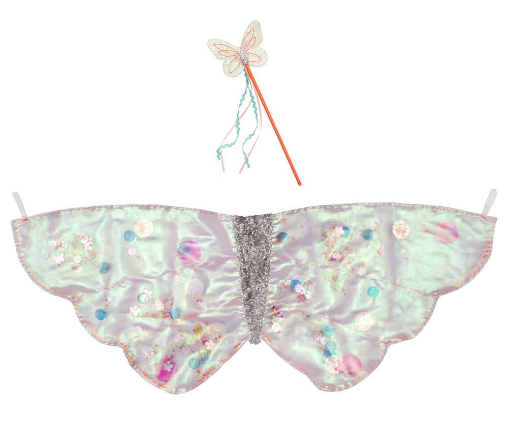 Sequin Butterfly Dress-Up Wings