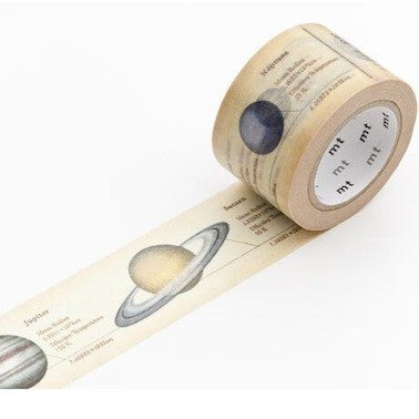 Masking Tape Single Roll - Encyclopedia / Solar System