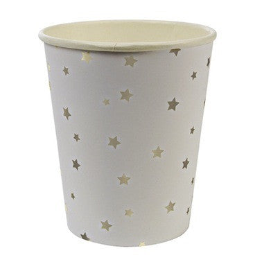 Toot Sweet - Silver Star Paper Cups
