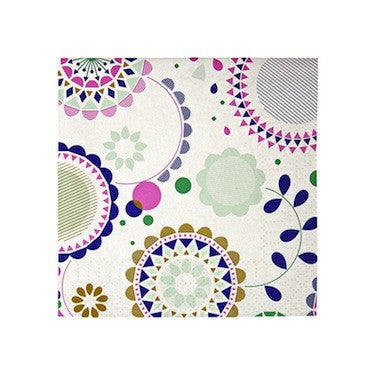 Toot Sweet Floral Napkins