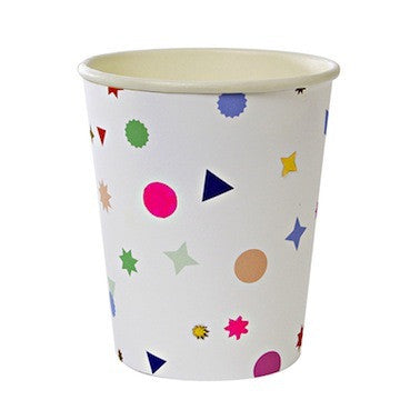 Toot Sweet - Charm Pattern Paper Cups