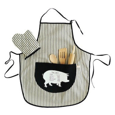 Butcher's Apron Set