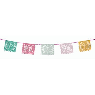 Floral Fiesta - Mexicana Bunting