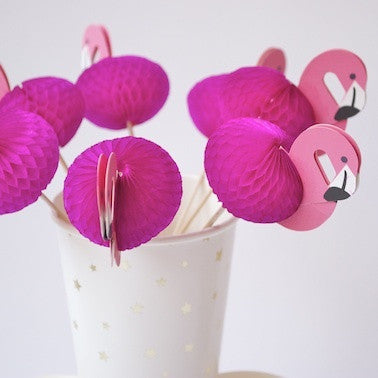 Pink Flamingo Party Picks