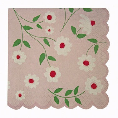 Floral Princess Napkins