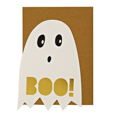 Ghost Invitations