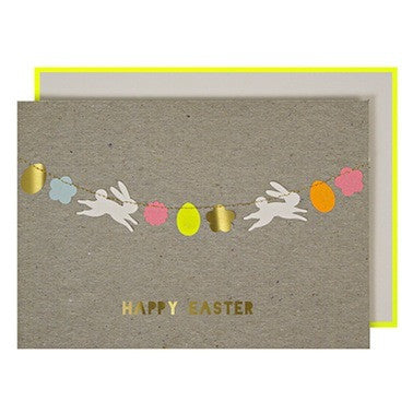 Easter Garland Card
