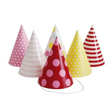 Girls Party Hats