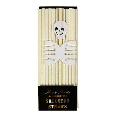 Skeleton Straws