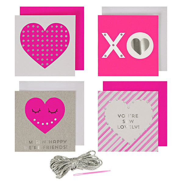 Sew Lovely Valentines