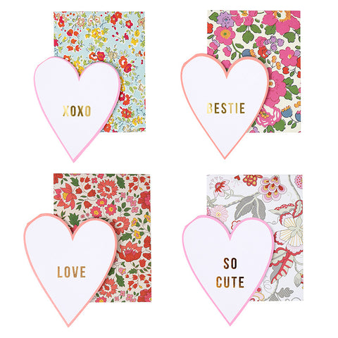 Liberty Print Love Notes