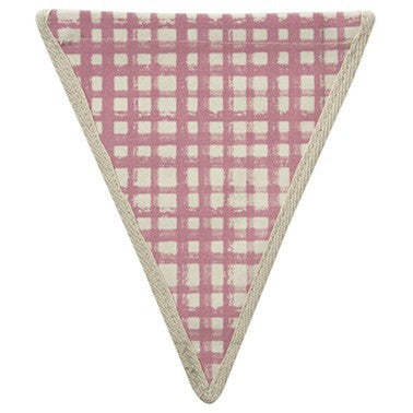 Blank - gingham pink